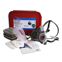 3M Medical & Industry Respirator Kit- A1P2 (6251)-Large