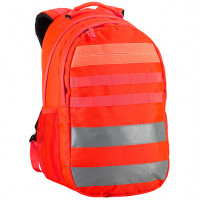 Caribee Hi Vis Orange Signal V 30L Backpack (6474)