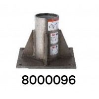8000096 3M™ DBI-SALA® Floor Mount Base SS-304 .JPG
