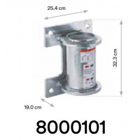 8000101 3M™ DBI-SALA® Wall Mount Base GALV.JPG