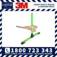 Capital Safety Advanced Vehicle Hitch Mount Sleeve Davit Base