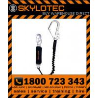 Skylotec BFD Flex Elasticated Single Leg Lanyard (L-AUS-0543-1.5)