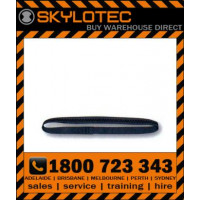 Skylotec attachment sling loop 26 kN - Top stitched BLACK hose strap 25mm wide