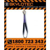 Skylotec attachment sling LOOP SEP 40kN - Fitted with steel 45kN autolock karabiner