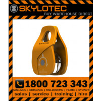 Skylotec Mini Roll - 22kN Single roll Aluminium & ABS pulley, 114g, 15.5mm eye, max 13mm (H-070)