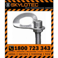 Skylotec Minifix - One person EN 795 certified Stainless steel anchor point. One M12 S_steel bolt (not supplied) (AP-026)