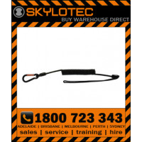 Skylotec Tool Saver - Elasticised tool lanyard, 700mm with karabiner (ACS-0182)