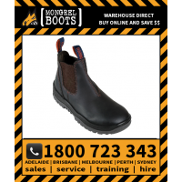 Mongrel Oil Kip Elastic Sided Work Boot (916030)