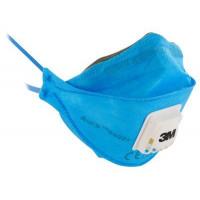 (Box of 10) 3M P2 Aura Flat Fold Particulate Respirator P2 valved (9422+)