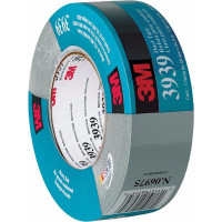 3M Cloth Duct Tape 3939 Silver 50mm x 54.8m (70006250131)