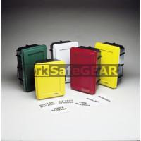 Allegro Wall Case Storage Box Yellow (4500-Y-WSG)
