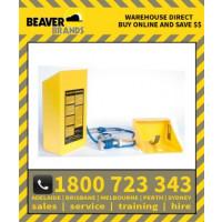 Beaver Boxed Rope Friction Descender Life Saver Rescue Kit (Bfmrd820)