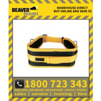 Beaver Miners Belt With Self Restraint Strap (Z-Bm01000)