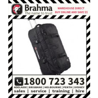 Brahma Caribee CT 36L Barrel Bag Industrial Strength Sports Gear Gym Bag Black