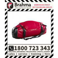 Brahma Caribee Expedition Wet Roll Waterproof Gear Bag Red 80L (581810)
