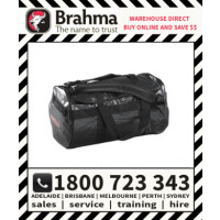 Brahma Caribee Waterproof Kokoda Gear Bag 65L Black (5806)