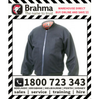 Brahma Navy Summit Waterproof Winter Jacket Rain Coat