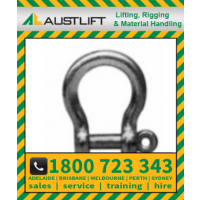 Commercial Bow Shackle 080kg 5mm (501505)