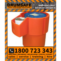 DRUMBIN Drumsafe Spill Prevention Secondary Containment