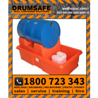 DRUMDISPENSA 205 Lt Drumsafe Spill Prevention Secondary Containment