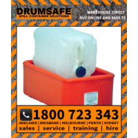 DRUMDISPENSA 25 Lt Drumsafe Spill Prevention Secondary Containment