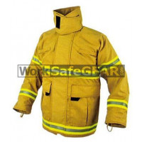 Elliotts E Series Firefighting Coat PBI GOLD Thermal Lined Fire Resistant Protection Workwear