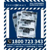 EnviroSmart (Pack 10) SpillSmart Contaminated Waste Bags (WB)