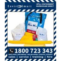 EnviroSmart SpillSmart Spill Kit 80 lt Hazchem - Bag (SK80-HZE)