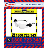 Firefly 223 Safety Glasses Specs with Double LED Lights (223CLCL-L)