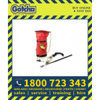 SpanSet Gotcha Rescue Kit 50m (17m travel) For One Man Rescue 140kg