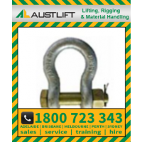 Grade S Safety Pin Bow Shackle 120T 89mm (503589)