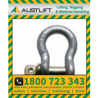 16mm x 19mm Yellow Pin Grade 'S' Screw Pin Shackle