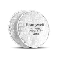 Honeywell P2-P3 Pancake Filters to suit Half Face Mask Respirators (N7500P3) 2Pack.jpeg