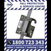 IKAR Aluminium Bracket for HRA to Box Section Legged 50x50mm Tripod