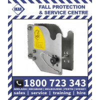 IKAR Stainless Steel Bracket for HRA 33m-42m to IKAR Davit AASS-4
