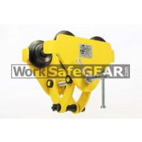 Integral Push Trolley & Girder Clamp- 2T