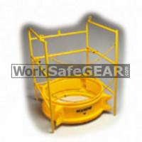Manhole Guard Rail (BarrierAl 9401 WSG)