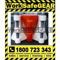 Barrier Traffic Management Water Filler Barriers (Barrier 010)
