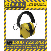 On Site Safety ROAD RUNNER 21dB Class 3 Earmuffs Hearing Protection (M71)