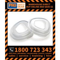 PreFilter Retainer Caps for ProCartridges (Pair) (RESPRO PCRC WSG)
