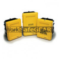 Respirator Storage Wall Case (ResAL 4400 WSG)