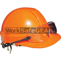 SGA HM150 Pointer Overspec Fitover Safety Glasses Goggles Specs for Hard Hat