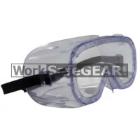 SGA SPARTA Indirect Ventilation Safety Goggles