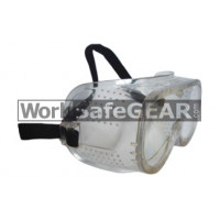 SGA TROJAN Direct Ventilation Safety Goggles