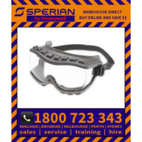 Strategy Goggle Indirect Vent Top & Bottom with Foam Strap