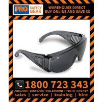 3002 VISITORS SAFETY GLASSES Box 12