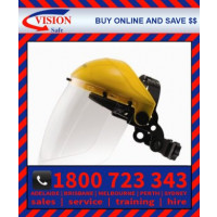 Vision Shield - Brow Guard and Moulded Lens