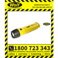 Wolf Safety Lamp 4AA MIDI TORCH