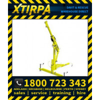 XTIRPA XT6 Trailer Hitch Davit Mount System for PPE (XT6)