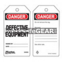 X_Tags Defective Equipment (LO M S4000 WSG)